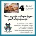04 de abril - Dia Nacional do Parkinson